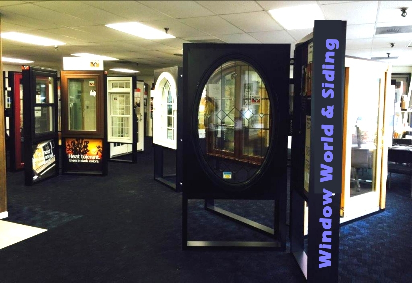 You'll Love Our                       Showroom! Window World & Siding Company 5001                       South Blvd Suite E Chrlotte NC 28217